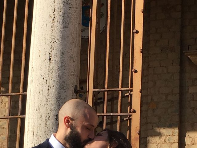 Il matrimonio di Manuel e Ester a Roma, Roma 10