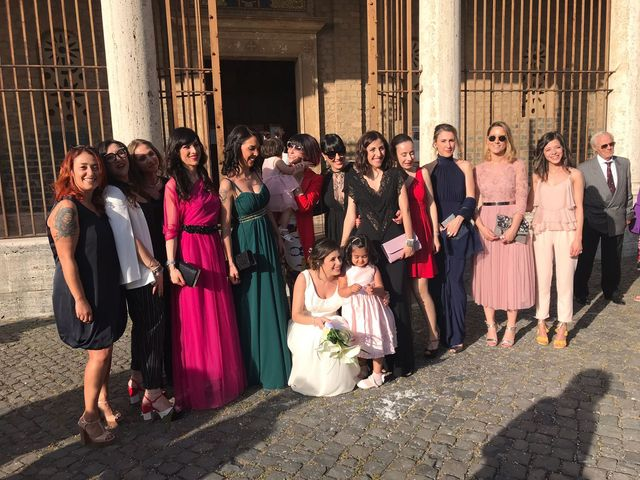 Il matrimonio di Manuel e Ester a Roma, Roma 17
