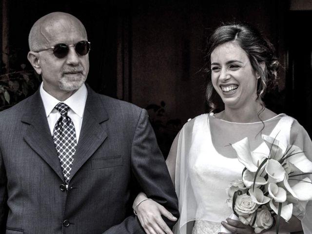 Il matrimonio di Manuel e Ester a Roma, Roma 19