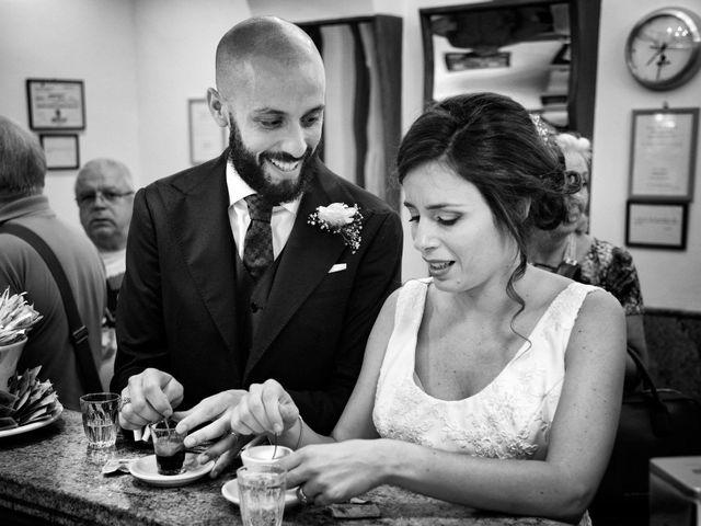 Il matrimonio di Manuel e Ester a Roma, Roma 28
