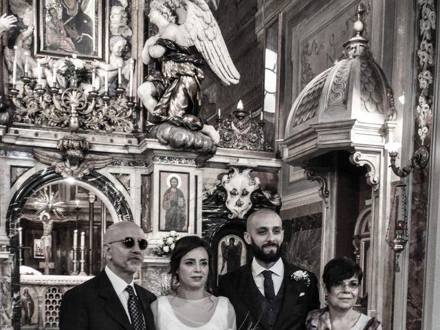 Il matrimonio di Manuel e Ester a Roma, Roma 30