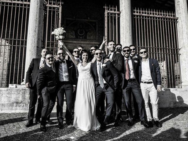 Il matrimonio di Manuel e Ester a Roma, Roma 31