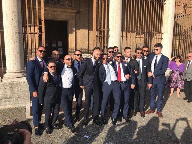 Il matrimonio di Manuel e Ester a Roma, Roma 33