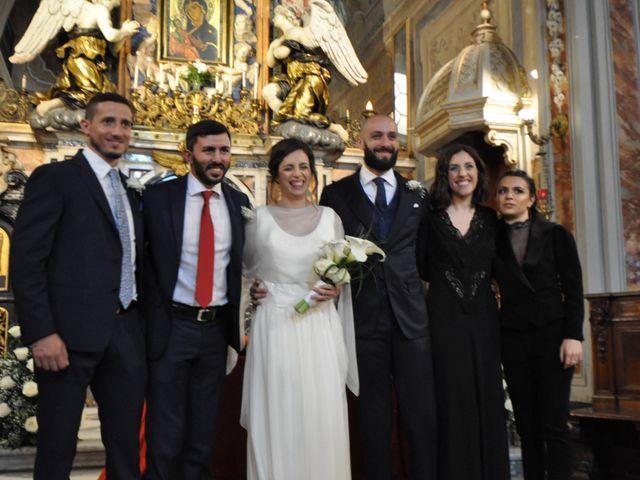 Il matrimonio di Manuel e Ester a Roma, Roma 38