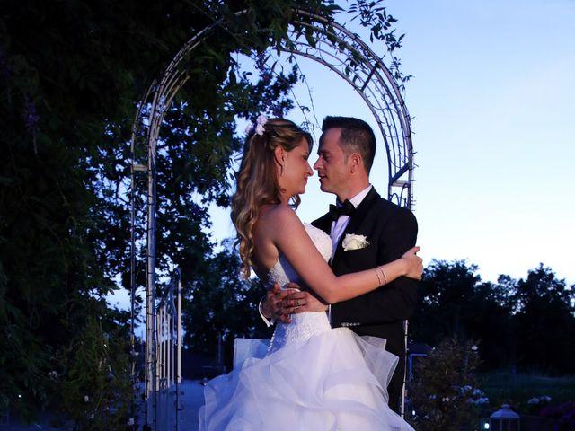 Le nozze di Cristina e Aurel