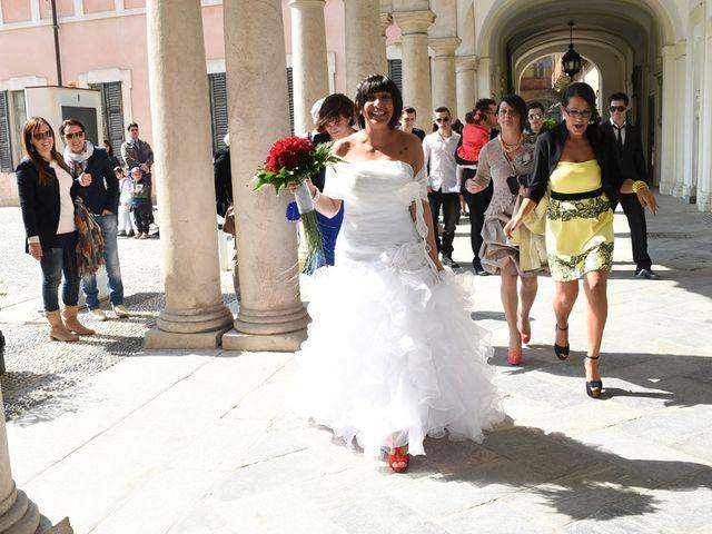 Il matrimonio di Alessandro e Anna a Varese, Varese 3