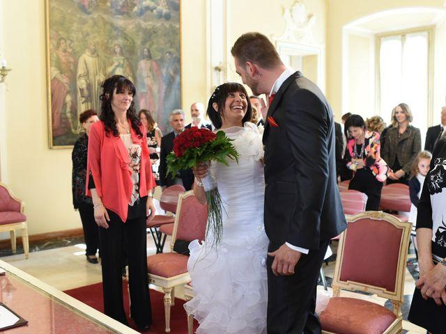 Il matrimonio di Alessandro e Anna a Varese, Varese 7