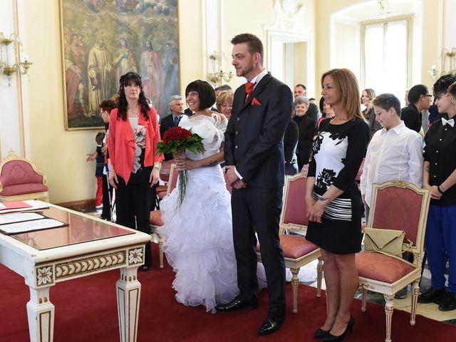 Il matrimonio di Alessandro e Anna a Varese, Varese 8