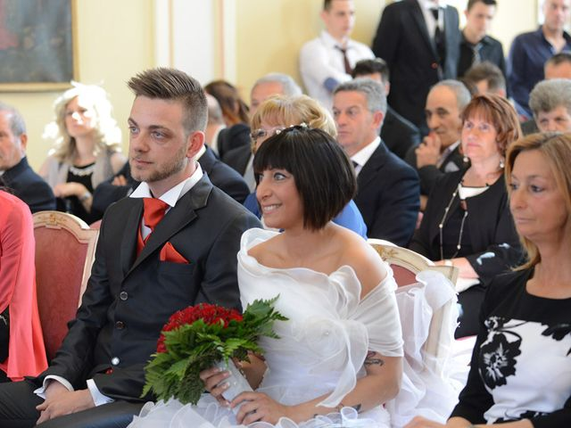 Il matrimonio di Alessandro e Anna a Varese, Varese 11