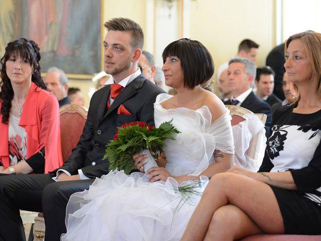 Il matrimonio di Alessandro e Anna a Varese, Varese 12