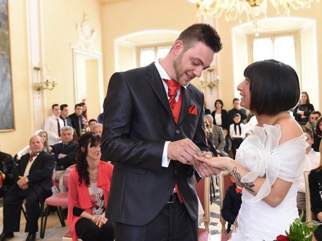 Il matrimonio di Alessandro e Anna a Varese, Varese 15