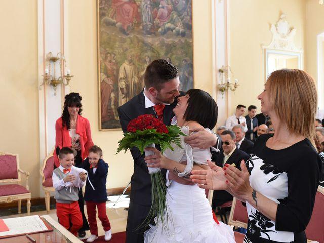 Il matrimonio di Alessandro e Anna a Varese, Varese 18