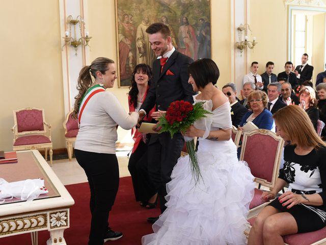 Il matrimonio di Alessandro e Anna a Varese, Varese 25