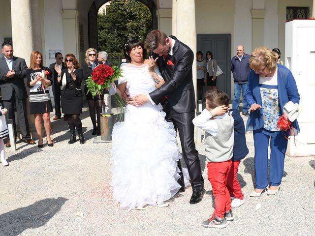 Il matrimonio di Alessandro e Anna a Varese, Varese 26