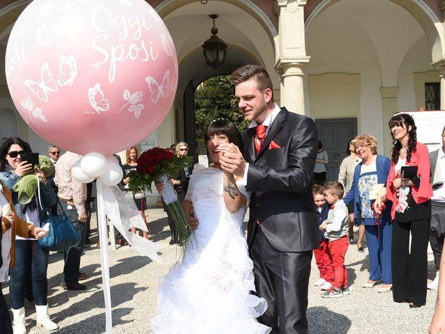 Il matrimonio di Alessandro e Anna a Varese, Varese 27