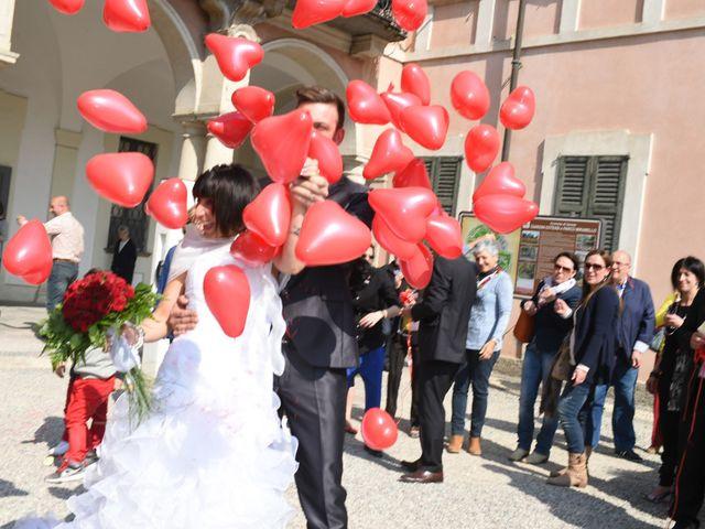 Il matrimonio di Alessandro e Anna a Varese, Varese 28