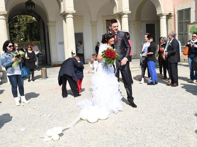 Il matrimonio di Alessandro e Anna a Varese, Varese 29