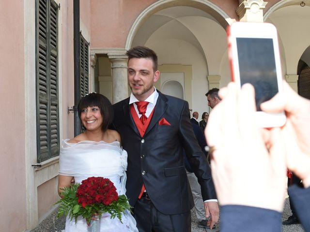 Il matrimonio di Alessandro e Anna a Varese, Varese 30