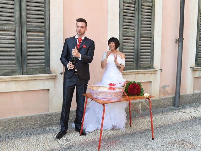 Il matrimonio di Alessandro e Anna a Varese, Varese 32