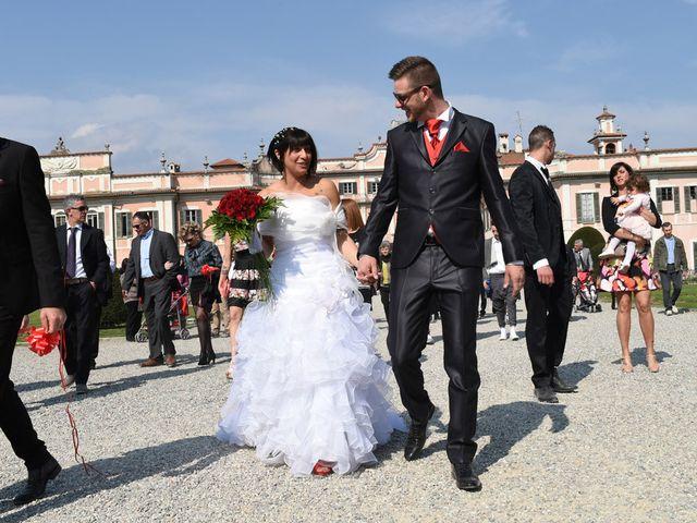 Il matrimonio di Alessandro e Anna a Varese, Varese 37