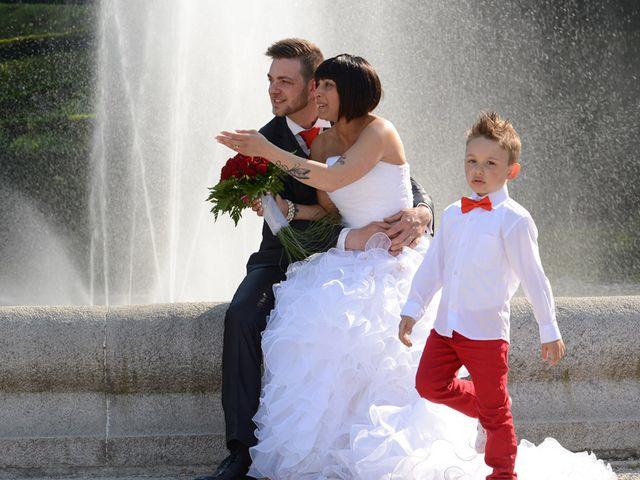 Il matrimonio di Alessandro e Anna a Varese, Varese 39