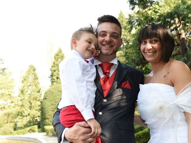 Il matrimonio di Alessandro e Anna a Varese, Varese 40