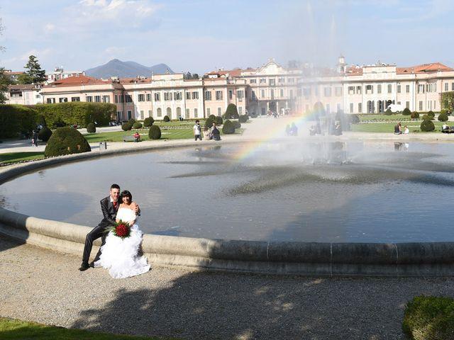 Il matrimonio di Alessandro e Anna a Varese, Varese 43