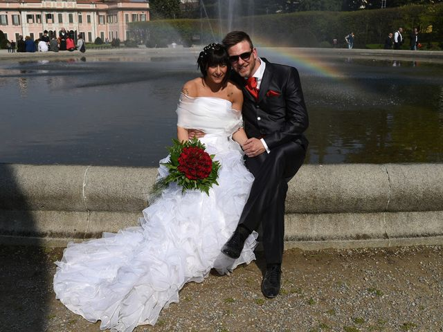 Il matrimonio di Alessandro e Anna a Varese, Varese 44