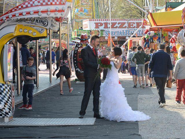 Il matrimonio di Alessandro e Anna a Varese, Varese 45