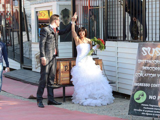 Il matrimonio di Alessandro e Anna a Varese, Varese 50