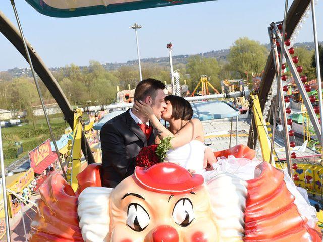 Il matrimonio di Alessandro e Anna a Varese, Varese 54
