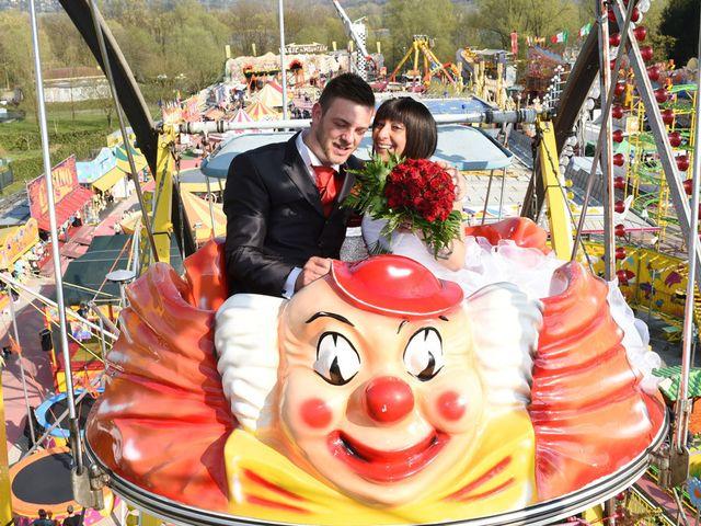 Il matrimonio di Alessandro e Anna a Varese, Varese 56