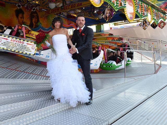 Il matrimonio di Alessandro e Anna a Varese, Varese 57
