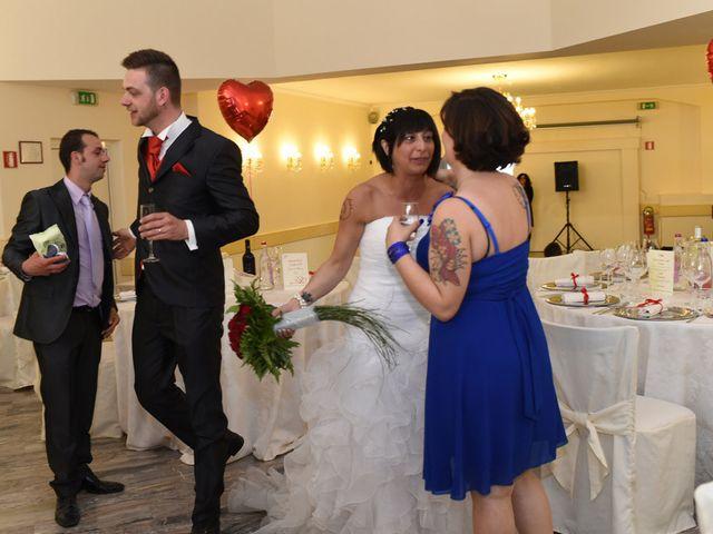 Il matrimonio di Alessandro e Anna a Varese, Varese 62