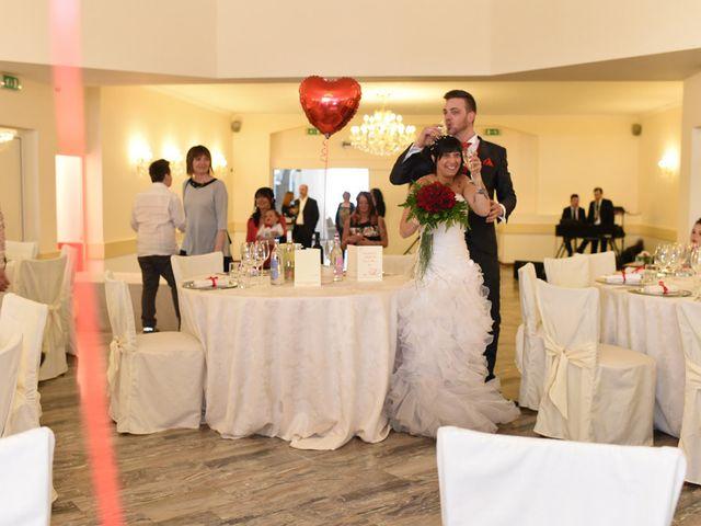 Il matrimonio di Alessandro e Anna a Varese, Varese 63