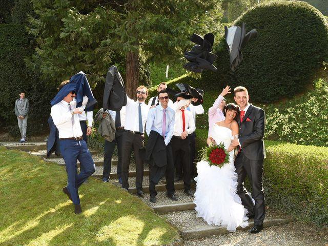 Il matrimonio di Alessandro e Anna a Varese, Varese 70