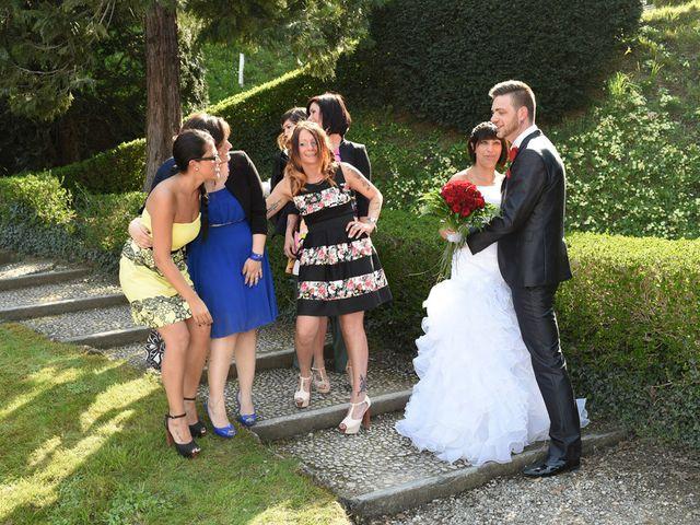 Il matrimonio di Alessandro e Anna a Varese, Varese 71