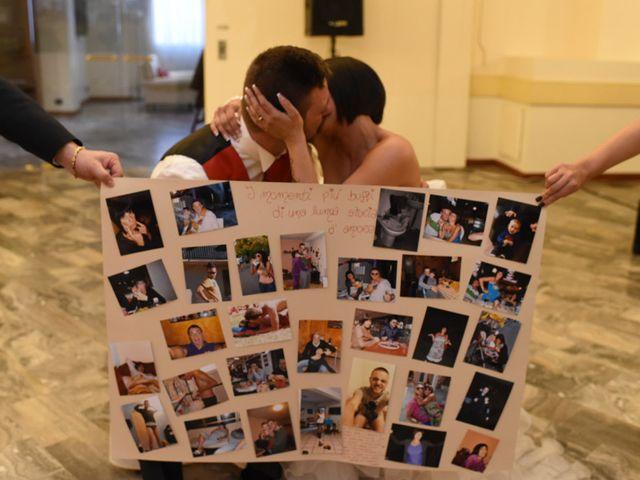 Il matrimonio di Alessandro e Anna a Varese, Varese 73