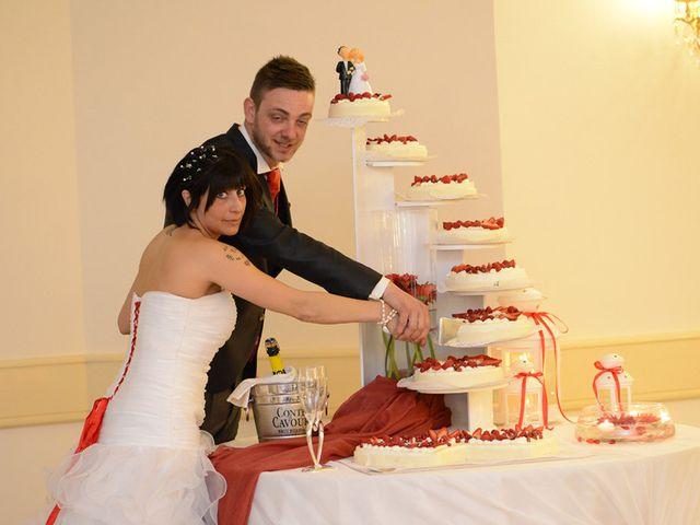 Il matrimonio di Alessandro e Anna a Varese, Varese 82