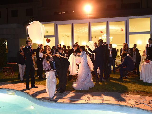 Il matrimonio di Alessandro e Anna a Varese, Varese 89