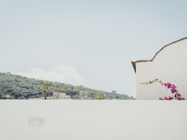 Il matrimonio di Umberto e Roberta a Vico Equense, Napoli 3