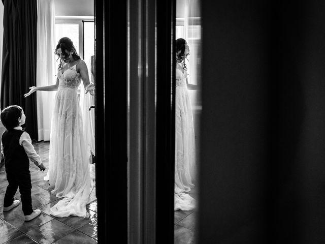 Il matrimonio di Umberto e Roberta a Vico Equense, Napoli 15