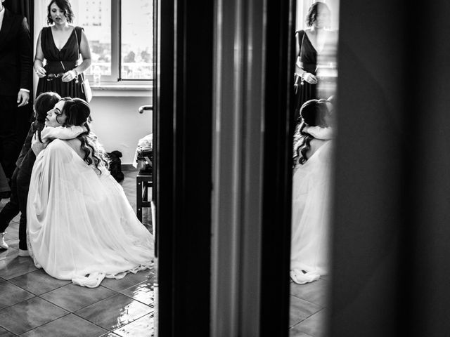 Il matrimonio di Umberto e Roberta a Vico Equense, Napoli 17