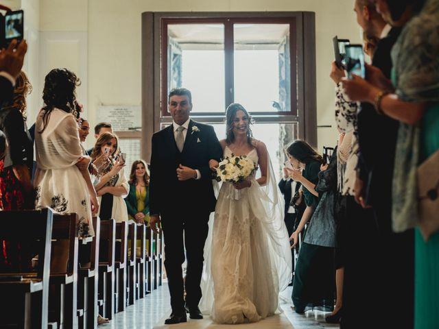 Il matrimonio di Umberto e Roberta a Vico Equense, Napoli 25