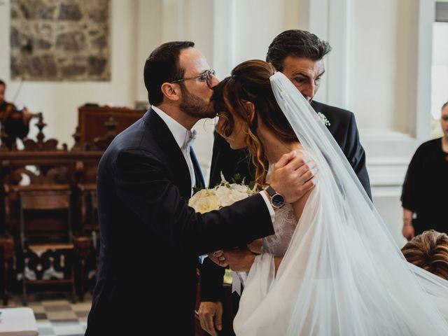 Il matrimonio di Umberto e Roberta a Vico Equense, Napoli 26