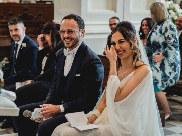 Il matrimonio di Umberto e Roberta a Vico Equense, Napoli 27
