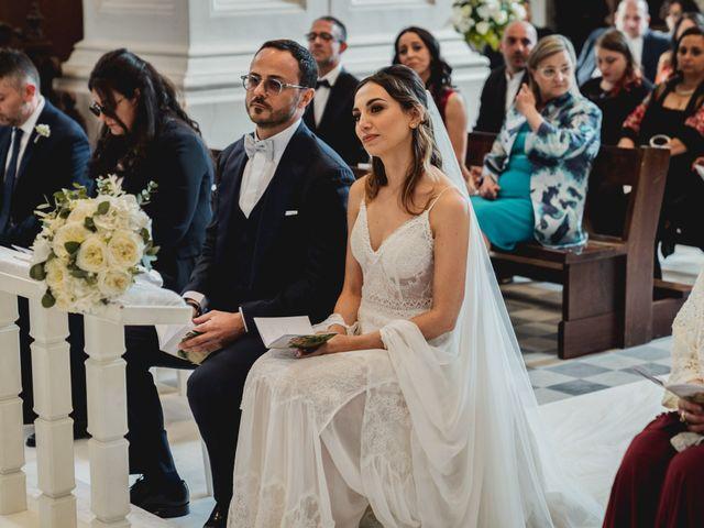 Il matrimonio di Umberto e Roberta a Vico Equense, Napoli 28