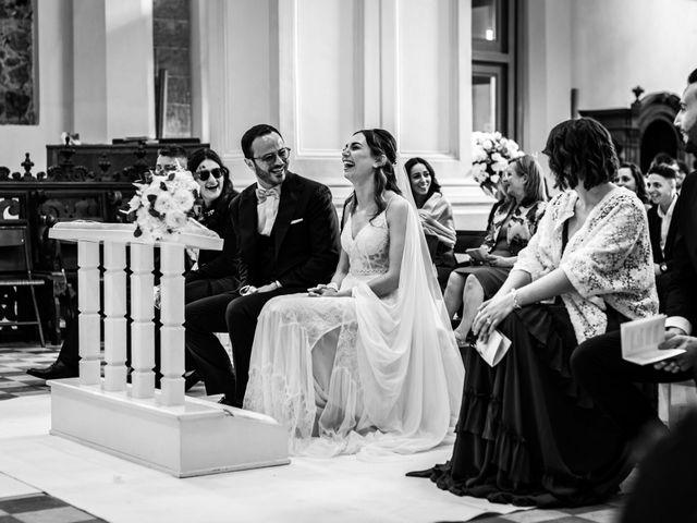 Il matrimonio di Umberto e Roberta a Vico Equense, Napoli 30