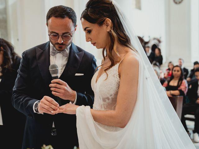 Il matrimonio di Umberto e Roberta a Vico Equense, Napoli 31