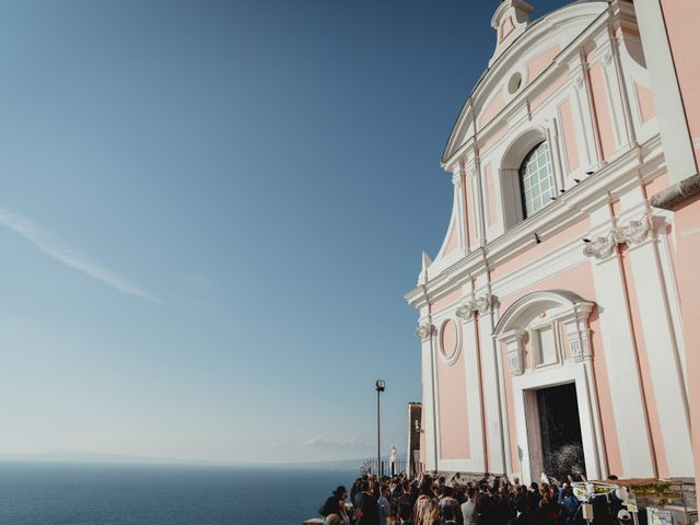 Il matrimonio di Umberto e Roberta a Vico Equense, Napoli 32